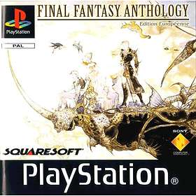 Final Fantasy Anthology (PS1)