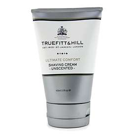 Truefitt & Hill Ultimate Comfort Unscented Shaving Cream 100ml