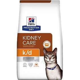 Hills Feline Prescription Diet KD Kidney Care 1,5kg