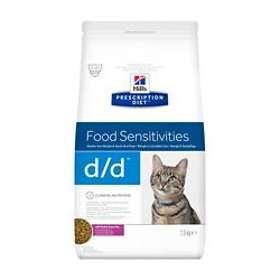 Hills Feline Prescription Diet DD Venison & Green Pea 1,5kg