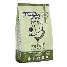 Barking Heads Big Foot Lamb 12kg