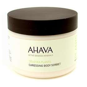 AHAVA Deadsea Plants Caressing Body Sorbet 350ml