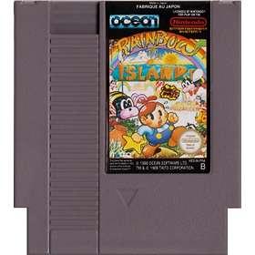 Parasol Stars: Rainbow Islands II (NES)