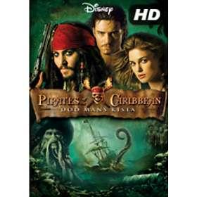 Pirates of the Caribbean: Död Mans Kista (HD)