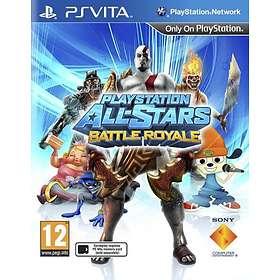 PlayStation All-Stars Battle Royale (PS Vita)