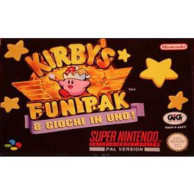 Kirby's Fun Pack (SNES)