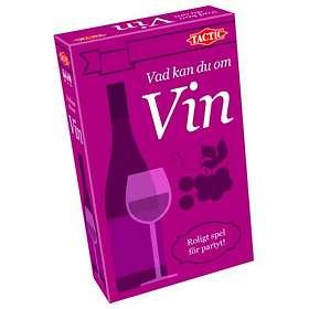 Vad Kan Du Om Vin (pocket)