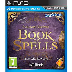 Wonderbook: Book of Spells