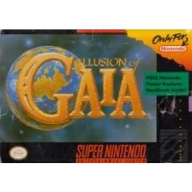 Illusion of Gaia (USA)
