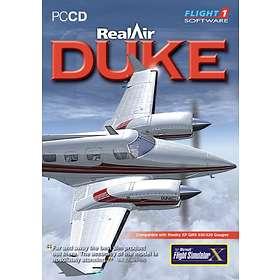 Flight Simulator X Expansion: RealAir Beech Duke