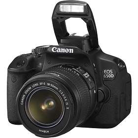 Canon EOS 650D + 18-55/3,5-5,6 IS