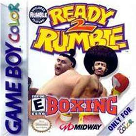 Ready 2 Rumble Boxing (GBC)
