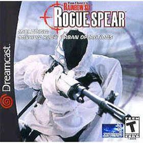 Tom Clancy's Rainbow Six: Rogue Spear (DC)