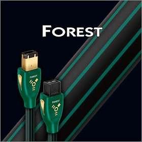 Audioquest Forest Firewire 9-Pin - 9-Pin 0.75m