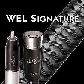 Audioquest WEL Signature 2XLR - 2XLR M-F 3m