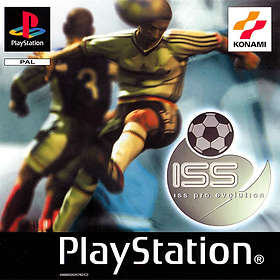 ISS Pro Evolution (PS1)