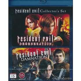 Resident Evil: Damnation + Resident Evil: Degeneration