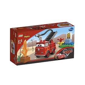 Find The Best Price On Lego Duplo 5818 Cars Luigis Italian Place