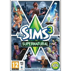 The Sims 3 Expansion: Supernatural  - Limited Edition (PC)