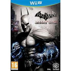 Batman: Arkham City - Armored Edition (Wii U)