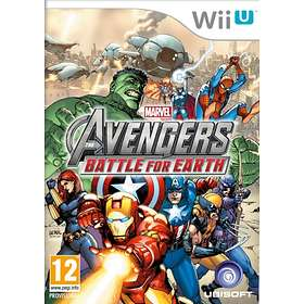 Marvel's The Avengers: Battle for Earth (Wii U)