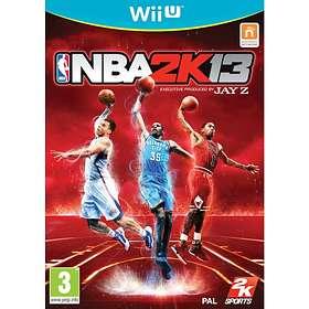 NBA 2K13 (Wii U)