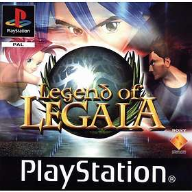 Legend of Legaia (PS1)