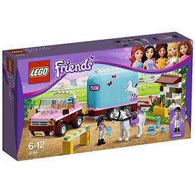 LEGO Friends 3186 Emmas Hästtransport