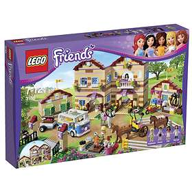 LEGO Friends 3185 Ridläger