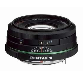 Ricoh-Pentax SMC-DA 70/2,4 Limited