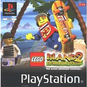 Lego Island 2: The Brickster's Revenge (PS1)