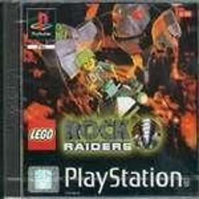 Lego Rock Raiders (PS1)