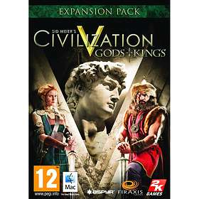 Civilization V Expansion: Gods and Kings (Mac)