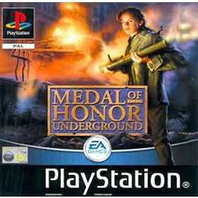 Medal of Honor: Underground (PS1)
