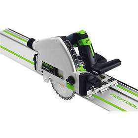 Festool TS 55 REBQ-Plus-FS with Guide Rail