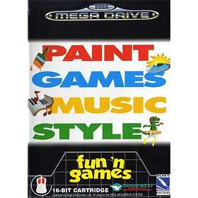 Fun 'N' Games (Mega Drive)
