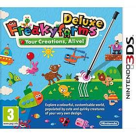 Freakyforms Deluxe: Your Creations, Alive!