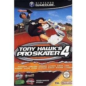 Tony Hawk's Pro Skater 4 (GC)