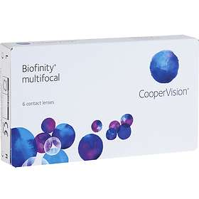 CooperVision Biofinity Multifocal (6-pack)