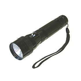 Lighthouse 6 LED+ Xenon 2 Function Torch Black 2 C