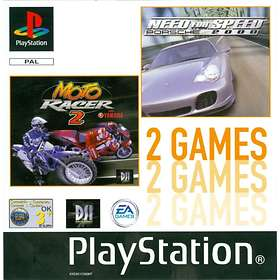 Need for Speed: Porsche 2000 (PS1)