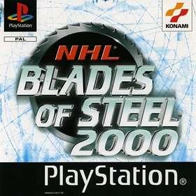 NHL: Blades of Steel 2000