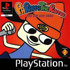 PaRappa the Rapper (PS1)