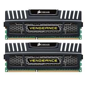 Corsair XMS3 Vengeance Black DDR3 1600MHz 2x8GB (CMZ16GX3M2A1600C9)