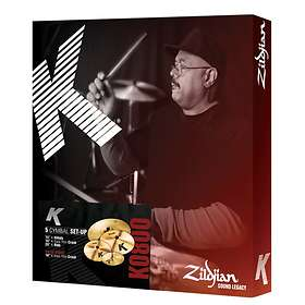 Zildjian K Zildjian Box Set (14/16/20 + 18 Crash)