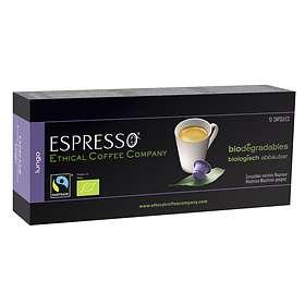 Ethical Coffee Company Lungo 10st (kapslar)