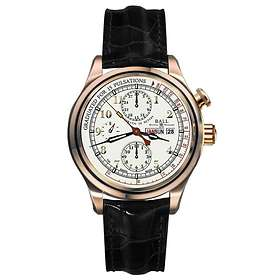 Ball Watch Doctors Chronograph CM1032D-PG-L1J-WH