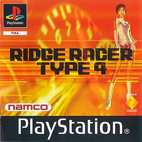 Ridge Racer Type 4 (PS1)