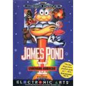 James Pond II: Codename: Robocod