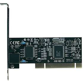 Intellinet by Manhattan Gigabit PCI Network Card (522328)